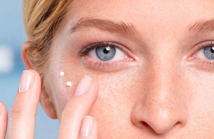 El contorno del ojo: bolsas y ojeras