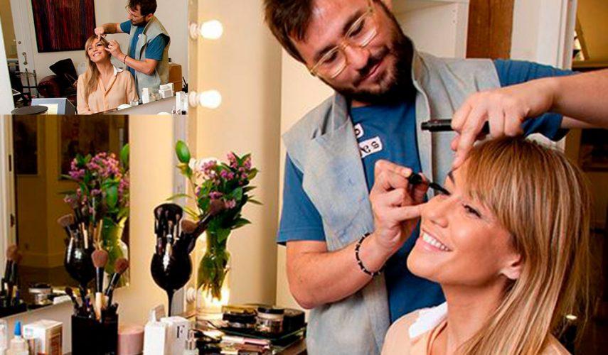 Aprende a maquillarte como una celebrity de la mano de David Francés y The Beauty Concept