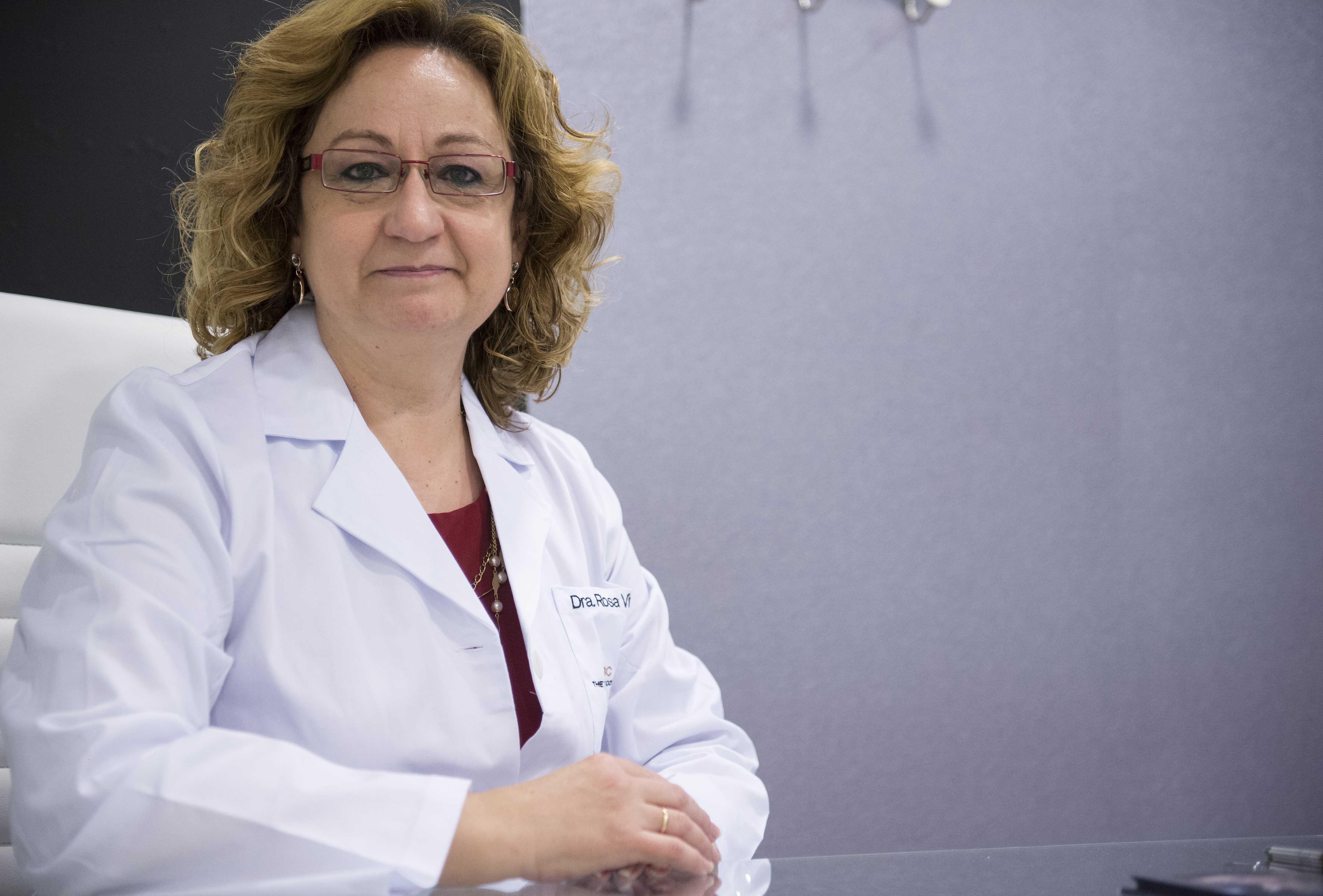 Doctora Rosa Viana
