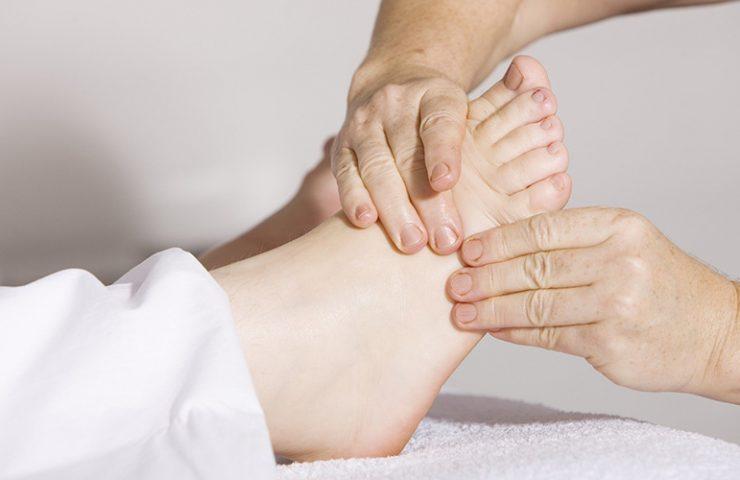 Reflexología, o cómo tratar tus órganos a través de tus pies