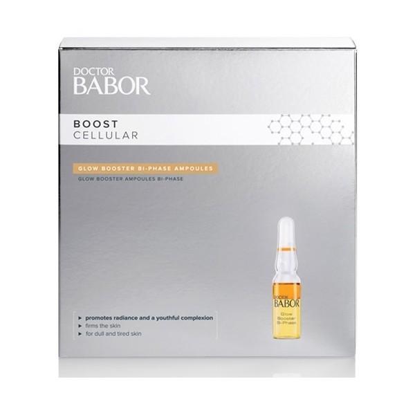 DOCTOR-BABOR-REFINE-CELLULAR-Glow-Booster-Bi-Phase-Ampoules-Contenido-7-x-1-ml-14-ml