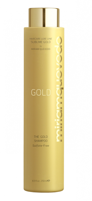 THE SUBLIME GOLD SHAMPOO 250ML