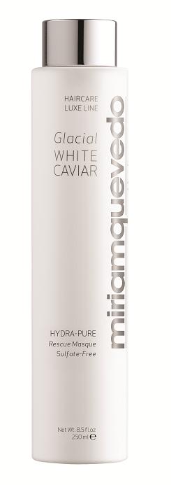 MIRIAM QUEVEDO GLACIAL WHITE CAVIAR Hydra-Pure Rescue Masque 250ML
