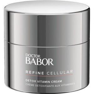 DOCTOR BABOR - REFINE CELLULAR Detox Vitamin Cream Contenido: 50 ml