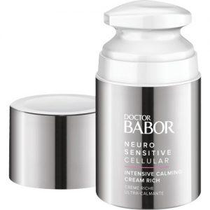 DOCTOR BABOR - NEURO SENSITIVE CELLULAR Intensive Calming Cream rich Contenido: 50 ml