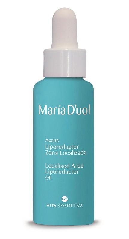 María D´uol Aceite Liporeductor Zona Localizada 50ml
