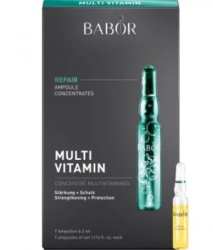 BABOR AMPOULES CONCENTRATES MULTI VITAMIN 7x2ml