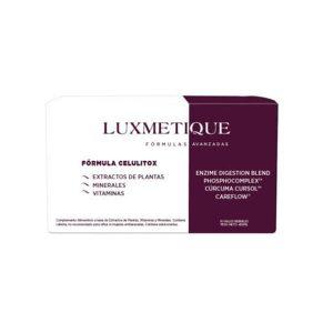 LUXMETIQUE Formula Celulitox Viales