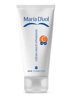 Crema Multivitaminas 50 ml Maria Duol