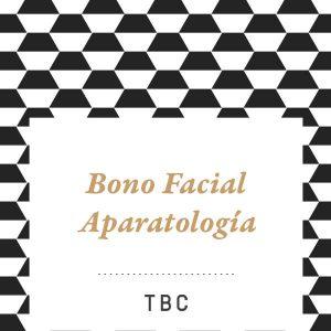 bono facial aparatología