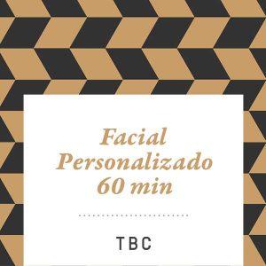 bono facial personaliazado 60 min