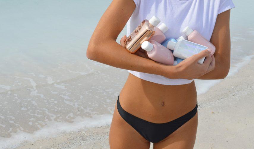 recuperar piel exposición solar - The Beauty Concept