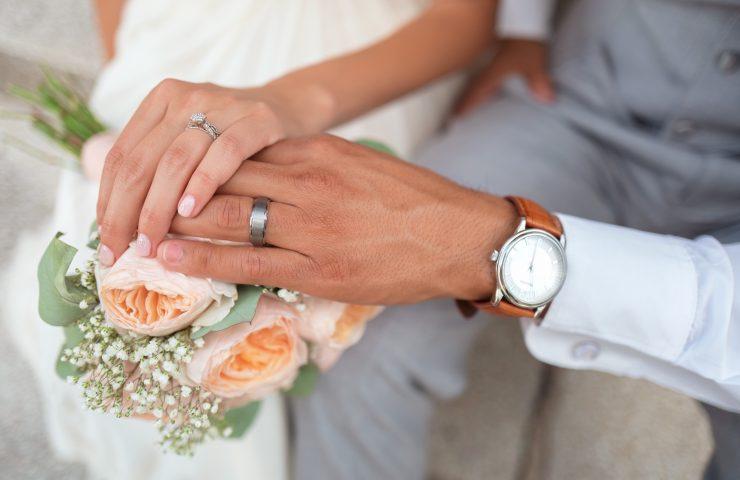 Las manos en tu boda - The Beauty Concept