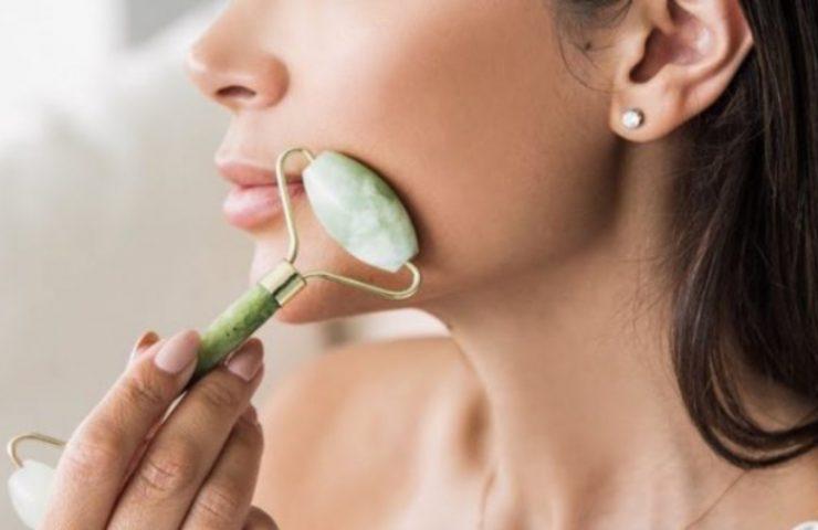 rodillo de jade - The Beauty Concept