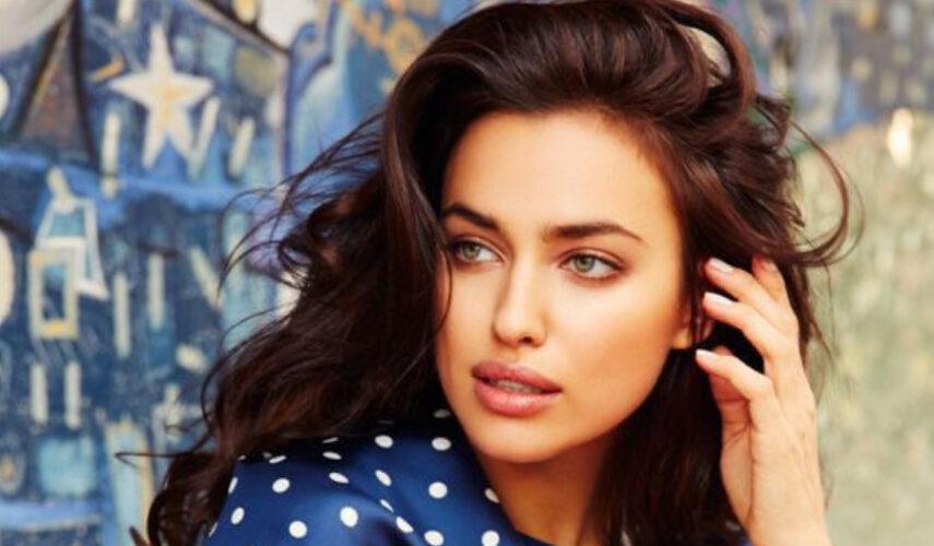 Aplicar frío sobre la piel, el secreto de belleza favorito de Irina Shayk