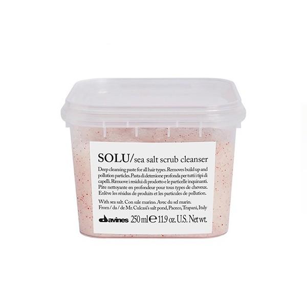 Solu Sea Salt Scrub 250ml