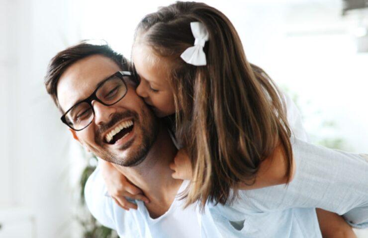 Cuidado de belleza masculina para el Día del Padre